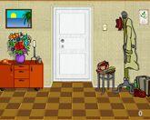 Запертый в комнате