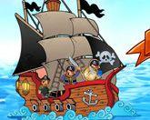 Уничтожь пиратов