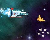 Обезьянка в космосе