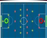Настольный футбол 4