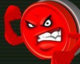 Злая красная кнопка