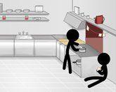 Случайность на кухне