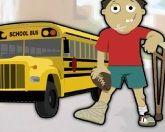 Доберись до автобуса