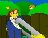 Массовый убийца Гомер 3