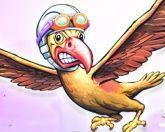 Птичий экстрим