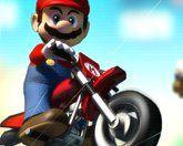 Марио байк - перезагрузка