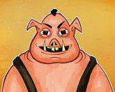 Бей свиней