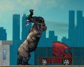 Огромная горилла