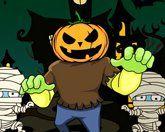 Хэллоуин побег