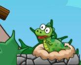 Спасание динозавра
