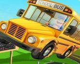 Безумный школьный автобус