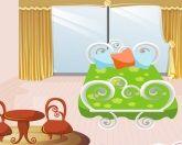 Декор спальни Барби