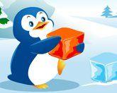 Пингвин и кубики