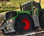 Гонка тракторов