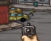 Стрельба на улицах