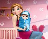 Новый ребенок Анны