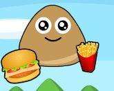 Картошка и фаст-фуд