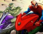 Новые гонки Спайдермена