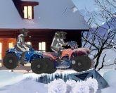Зимняя серия гонок