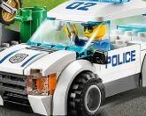 Полицейская тачка Лего