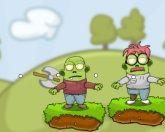 Атака на зомби
