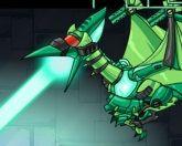 Дино робот 18