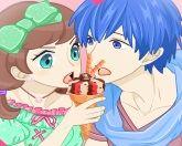 Мороженное и любовь
