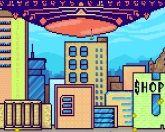 НЛО над городом