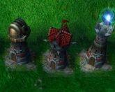 Воркрафт башни