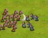 Битва средневековья