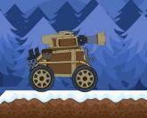 Зимний танк