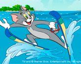 Том и Джерри на водных лыжах