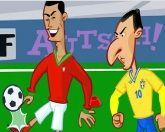 Роналду против Ибрагимовича