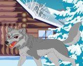 Побег от волка