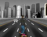 Скейт-гонки