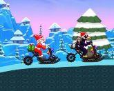 Санта против пингвинов