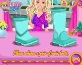 Дизайн обуви от Барби