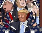 Дональд Трамп пинбол