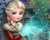 Эльза и Рождество
