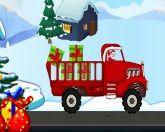 Санта Клаус за рулем