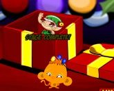 Обезьянка и Рождество
