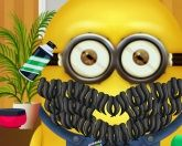 Борода миньона