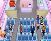 Сервис в самолете