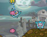 Подвесные свинки-зомби