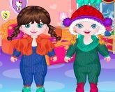 Сестры-близняшки