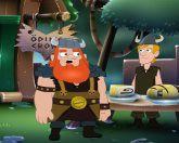 Приключения викинга