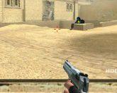 Стрельба в арабском квартале